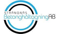 Strängnäs Betonghåltagning logotyp